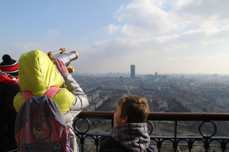 Une semaine à Paris pour un groupe de jeunes du Freihof à Wangen  Ob_09610