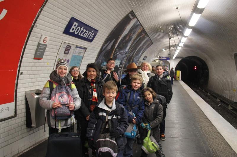 Une semaine à Paris pour un groupe de jeunes du Freihof à Wangen  Ob_69510