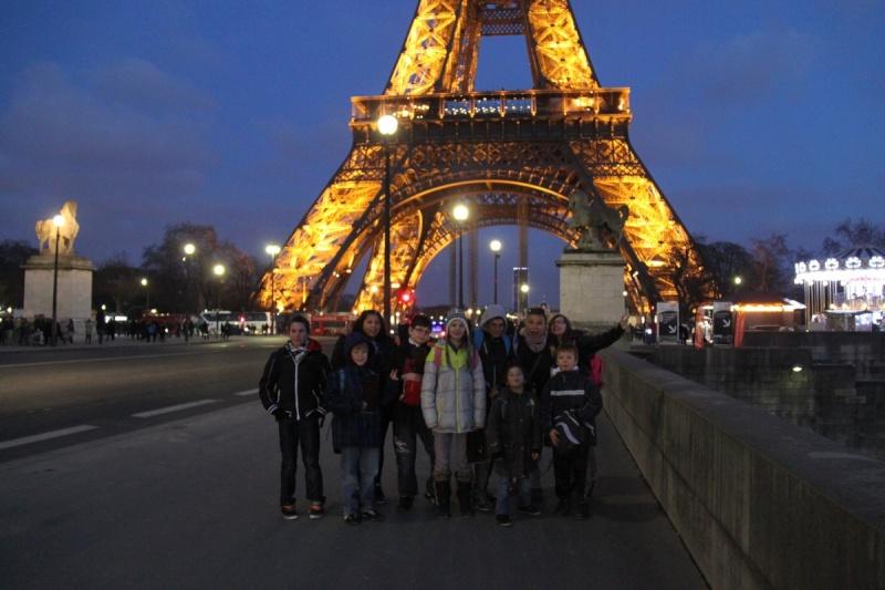 Une semaine à Paris pour un groupe de jeunes du Freihof à Wangen  Ob_c0c10