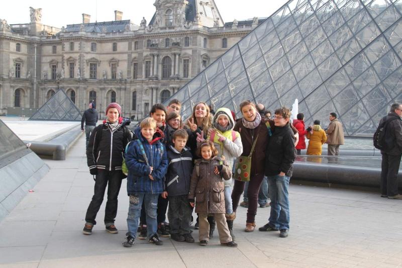 Une semaine à Paris pour un groupe de jeunes du Freihof à Wangen  Ob_fc810