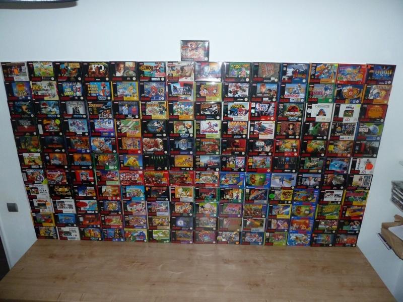 Gameroom B0ya13 ==> goo fullset snes fah/eur [13/03 Snes game ] P1020839