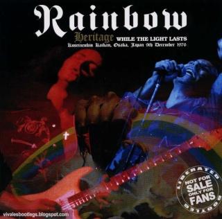 Rainbow bootlegs - Page 2 Rainbo11