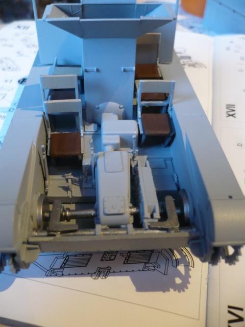 Bergepanzer 1:35 C7P  P1070810