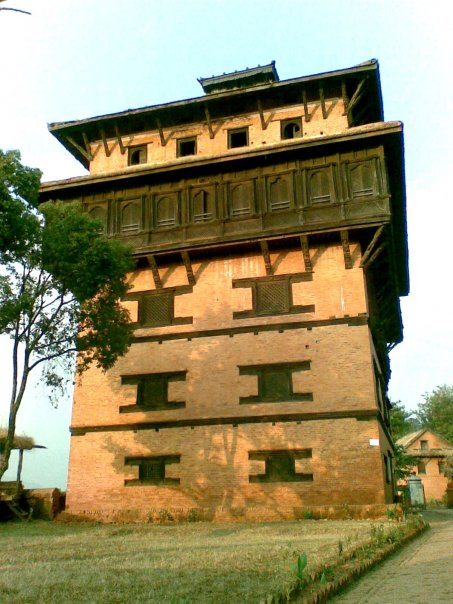 Ancient Palace Of Nepal Nuwako11