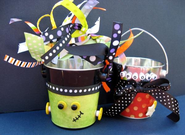 latinhas de halloween Bucket10