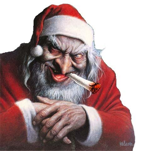Horrorcore Brasil vira Papai Noel Evil2010