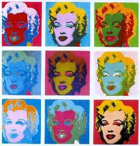 Marilyn Monroe Warhol10