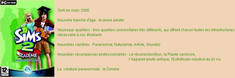 1er addon : Académie Acadmi10