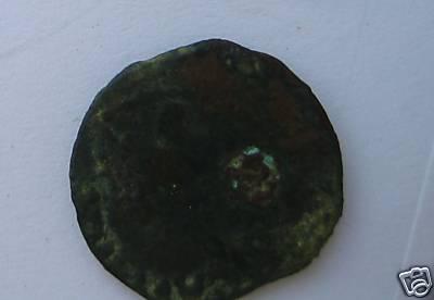 Prutah de la dinastía Herodiana Restaurada, 37- 44 d.C 83dd_110