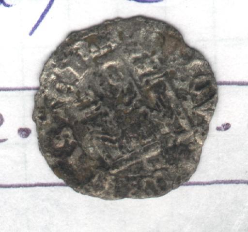Cornado de Enrique II (¿Toledo?, 1369 - 1379) Modeda10