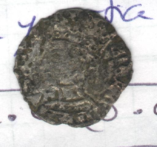 Cornado de Enrique II (¿Toledo?, 1369 - 1379) Modeda11