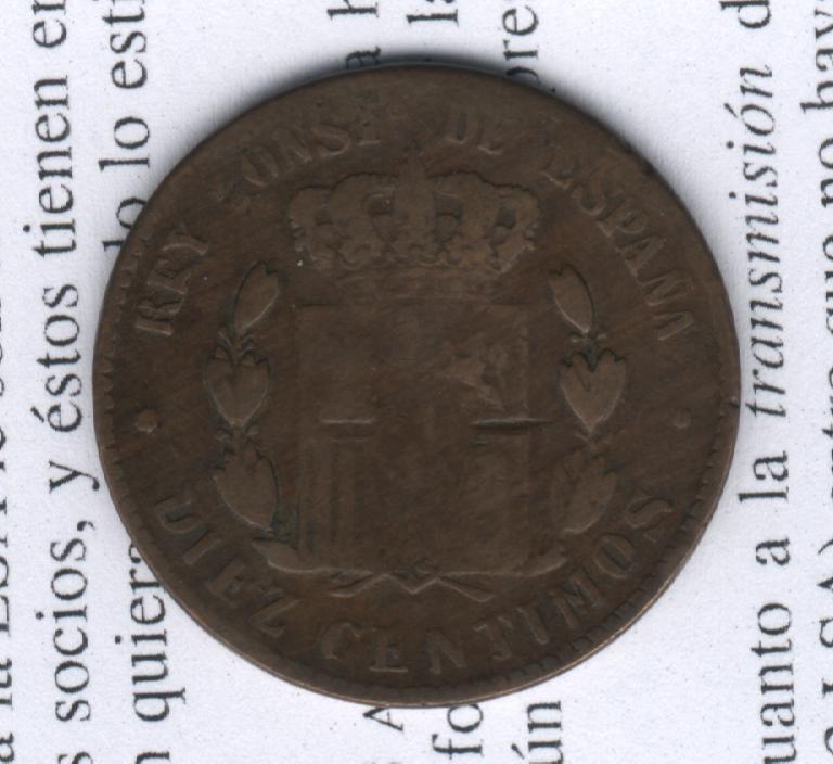 extraña moneda Moneda10