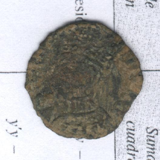 Cornado de Enrique II (¿Toledo?, 1369 - 1379) Yoyoyo10