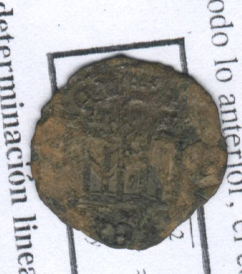 Cornado de Enrique II (¿Toledo?, 1369 - 1379) Yoyoyo11