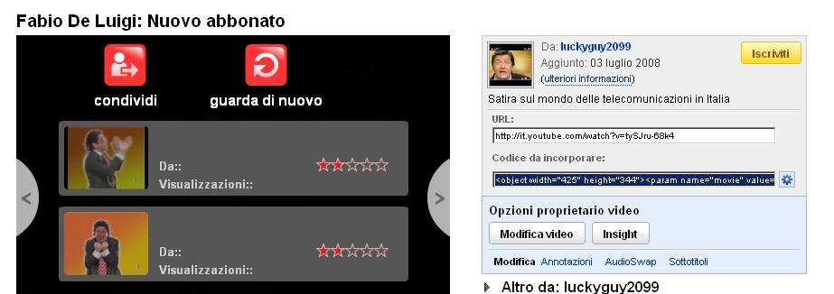 Come inserire un filmato di YouTube nei messaggi 110