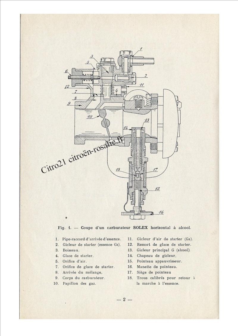 redemarrer un C4GI a moteur P34 02b10