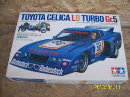toyota  celica  LB turbo gr 5 Celica12