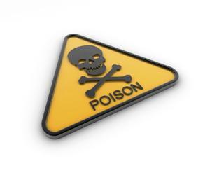 JÁ PENSOU NA ÁGUA QUE VOCÊ BEBE? Poison10