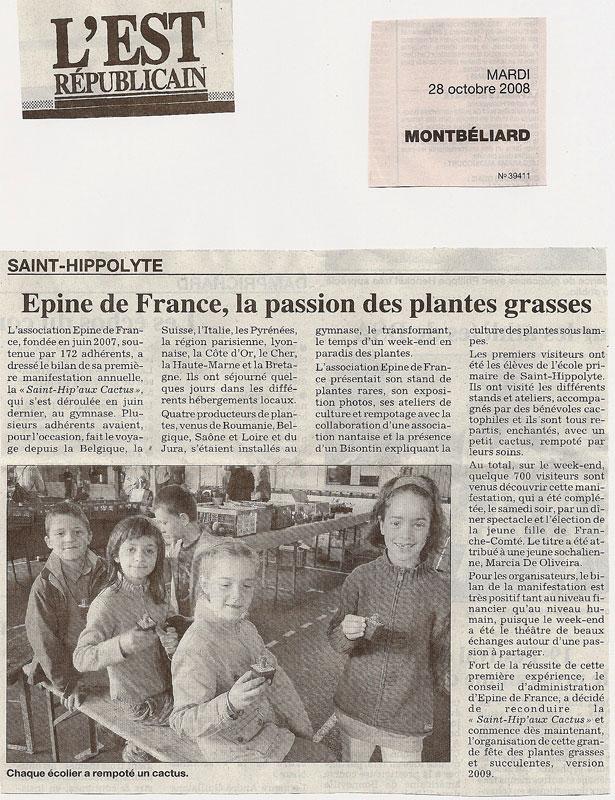Association Epine de France 2-00112