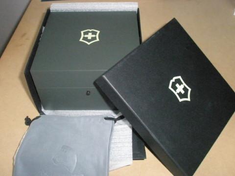 Ma Victorinox Mach 6 Edition limitée Boite10