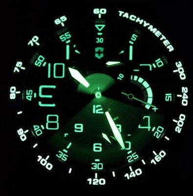 Ma Victorinox Mach 6 Edition limitée Nights11