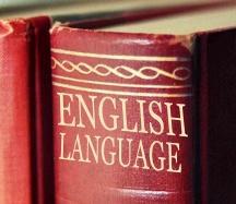 English language ( اللغة الإنجليزية )