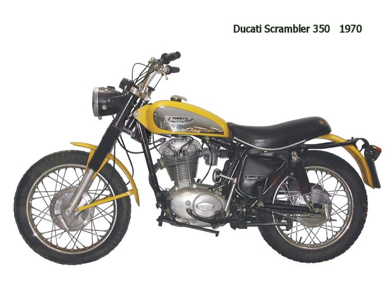 LE VRAI SCRAMBLER ITALIEN Ducati11