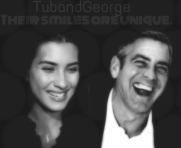 George Clooney and Tuba Buyukustun Photoshopped Pictures - Page 5 Picsa106