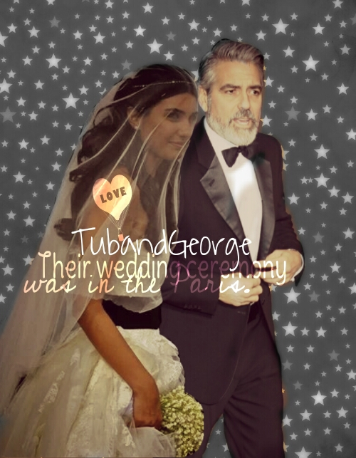 George Clooney and Tuba Buyukustun Photoshopped Pictures - Page 5 Picsa113