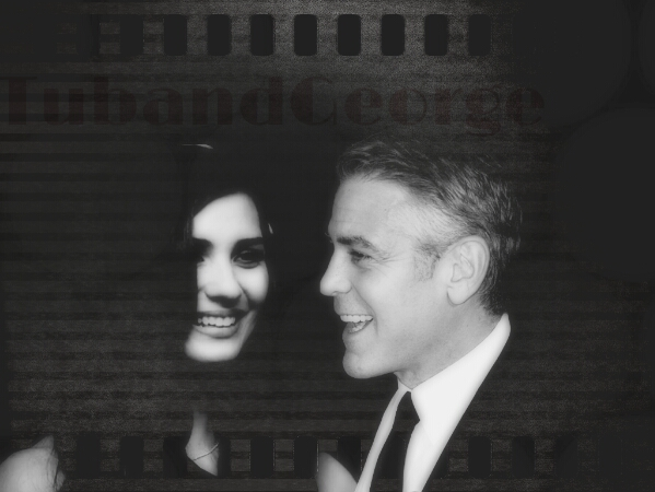 George Clooney and Tuba Buyukustun Photoshopped Pictures - Page 5 Picsa115