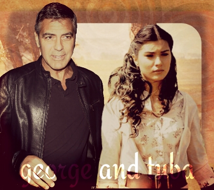 George Clooney and Tuba Buyukustun photshopped pictures - Page 18 Picsar13