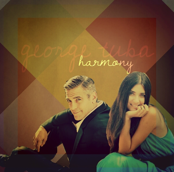 George Clooney and Tuba Buyukustun photshopped pictures - Page 18 Picsar16