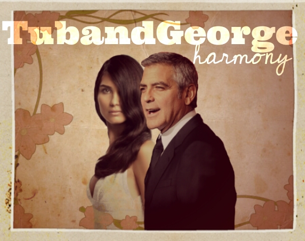 George Clooney and Tuba Buyukustun photshopped pictures - Page 18 Picsar23