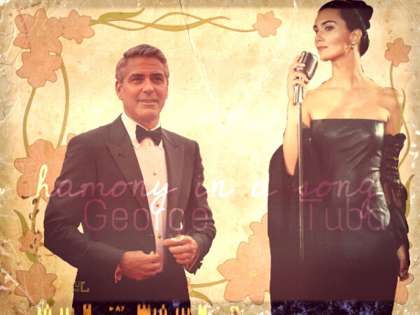 George Clooney and Tuba Buyukustun photshopped pictures - Page 18 Picsar26