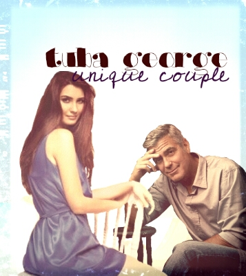 George Clooney and Tuba Buyukustun photshopped pictures - Page 19 Picsar29