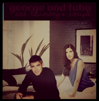 George Clooney and Tuba Buyukustun photshopped pictures - Page 19 Picsar30