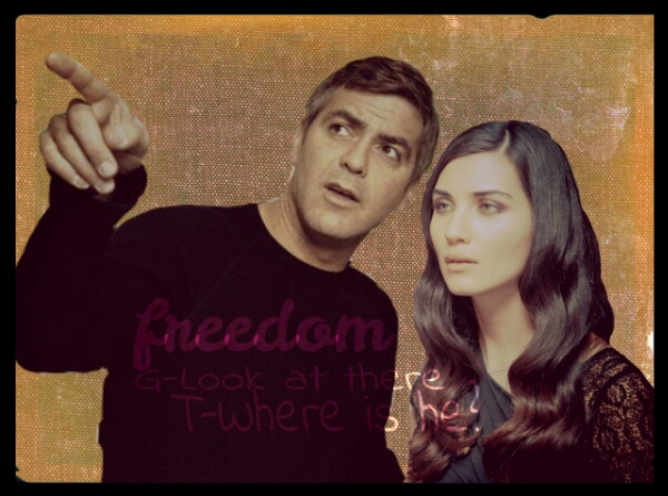 George Clooney and Tuba Buyukustun photshopped pictures - Page 19 Picsar33