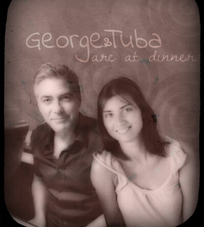 George Clooney and Tuba Buyukustun photshopped pictures - Page 19 Picsar35