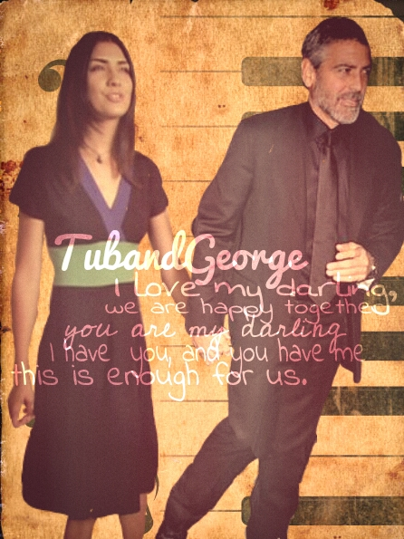 George Clooney and Tuba Buyukustun photshopped pictures - Page 19 Picsar37
