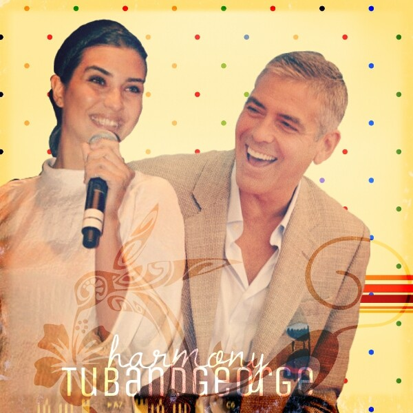 George Clooney and Tuba Buyukustun photshopped pictures - Page 19 Picsar42