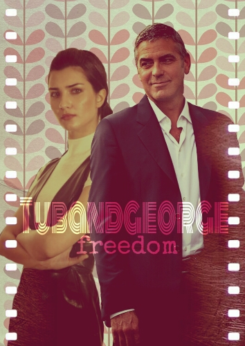 George Clooney and Tuba Buyukustun photshopped pictures - Page 19 Picsar43
