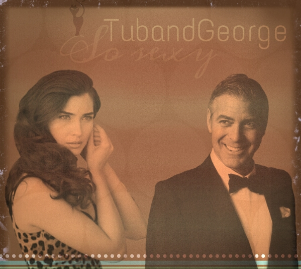 George Clooney and Tuba Buyukustun photshopped pictures - Page 20 Picsar47