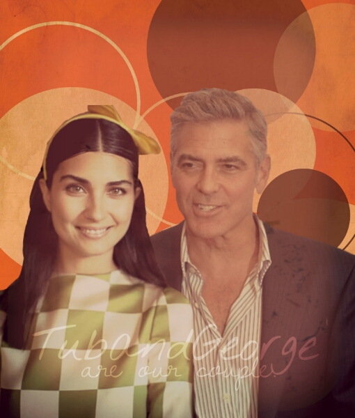 George Clooney and Tuba Buyukustun photshopped pictures - Page 20 Picsar48