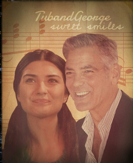 George Clooney and Tuba Buyukustun photshopped pictures - Page 20 Picsar49