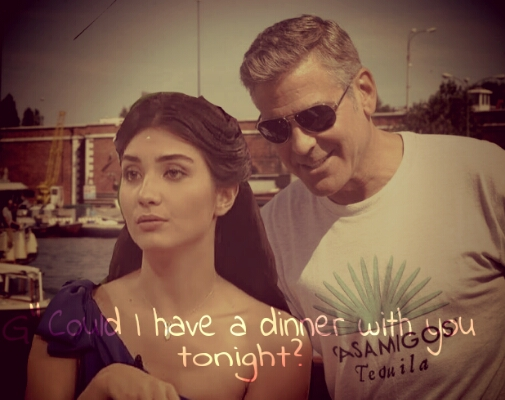 George Clooney and Tuba Buyukustun photshopped pictures - Page 20 Picsar50