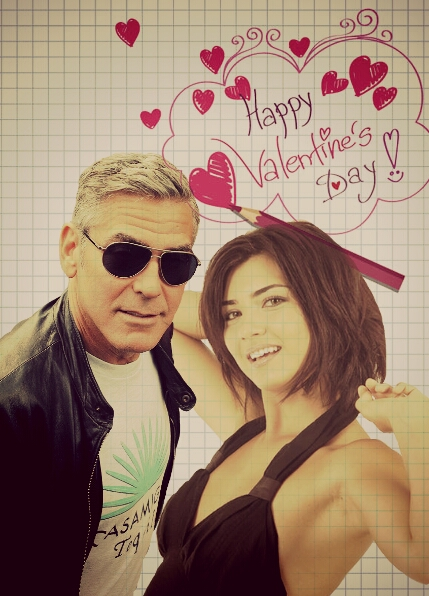 George Clooney and Tuba Buyukustun photshopped pictures - Page 20 Picsar53
