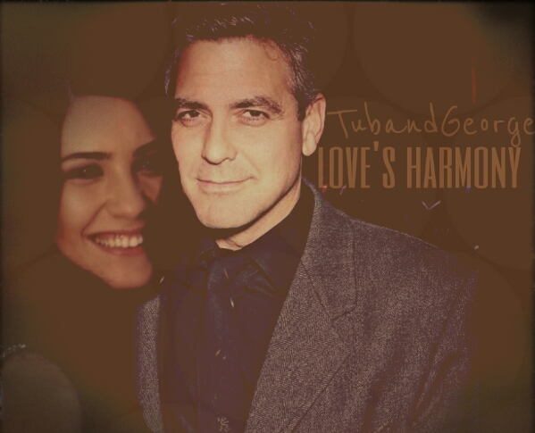 George Clooney and Tuba Buyukustun Photoshopped Pictures - Page 2 Picsar61
