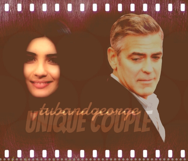 George Clooney and Tuba Buyukustun Photoshopped Pictures - Page 2 Picsar62