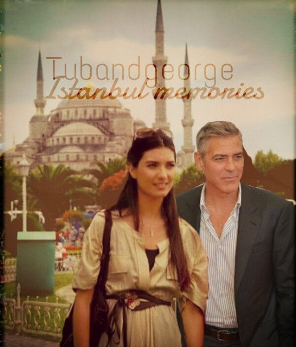 George Clooney and Tuba Buyukustun Photoshopped Pictures - Page 3 Picsar83