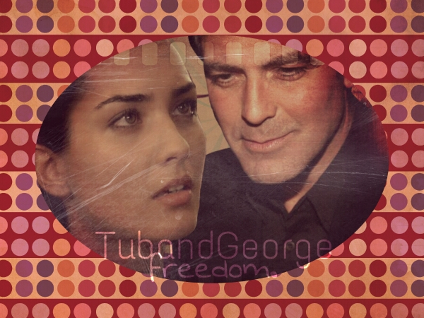 George Clooney and Tuba Buyukustun Photoshopped Pictures - Page 3 Picsar86
